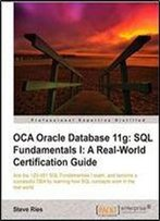 Oca Oracle Database 11g