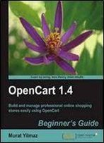 Opencart 1.4 Beginner's Guide