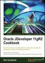 Oracle Jdeveloper 11gr2 Cookbook