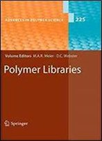 Polymer Libraries (Advances In Polymer Science)