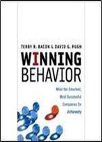 Winning Behavior - What The Smartest, Most Successful Companies Do Differently