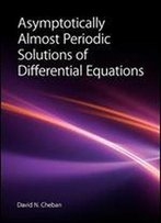 Asymptotically Almost Periodic Solutions Of Differential Equations