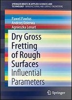 Dry Gross Fretting Of Rough Surfaces: Influential Parameters