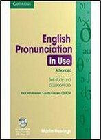 English Pronunciation In Use Advanced Book With Answers, 5 Audio Cds And Cd-Rom