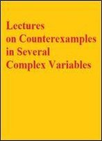 Lectures On Counterexamples In Several Complex Variables (Mathematical Notes)