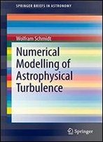 Numerical Modelling Of Astrophysical Turbulence (Springerbriefs In Astronomy)