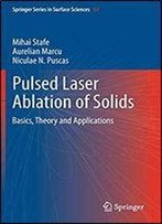 Pulsed Laser Ablation Of Solids: Basics, Theory And Applications (Springer Series In Surface Sciences)