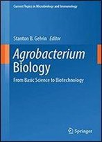 Agrobacterium Biology: From Basic Science To Biotechnology (Current Topics In Microbiology And Immunology Book 418)