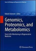 Genomics, Proteomics And Metabolomics: Stem Cells Monitoring In Regenerative Medicine