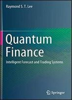 Quantum Finance: Intelligent Financial Forecast And Program Trading Systems