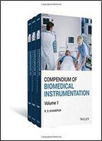 Compendium Of Biomedical Instrumentation, 3 Volume Set