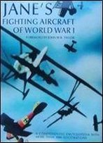Jane's Fighting Aircraft Of World War I