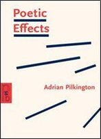 Poetic Effects: A Relevance Theory Perspective