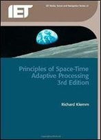 Principles Of Space-Time Adaptive Processing, 3rd Edition