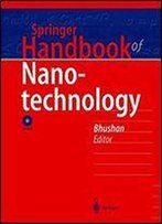 Springer Handbook Of Nanotechnology, 1st Edition