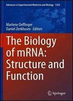 The Biology Of Mrna: Structure And Function