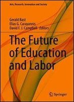 The Future Of Education And Labor