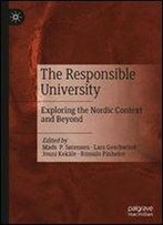 The Responsible University: Exploring The Nordic Context And Beyond