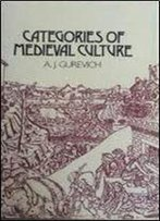 Categories Of Medieval Culture