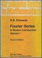 Fourier Series, A Modern Introduction, Volume 1 (Springer Advanced Texts In Life Sciences)