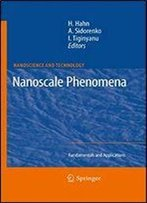 Nanoscale Phenomena: Fundamentals And Applications (Nanoscience And Technology)