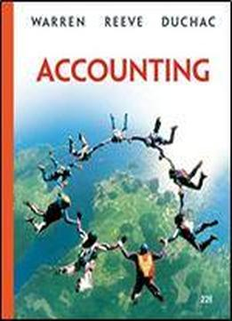 Accounting, 22nd Edition