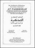 An Authentic Selection From Imam Al-Quturbi's In Rememberance Of The Affairs Of The Dead And Doomsday