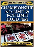 Championship No Limit & Pot Limit Hold 'Em (Championship Series)