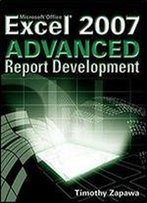 Excel 2007 Advanced Report Development