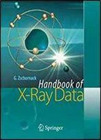 Handbook Of X-Ray Data