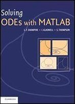 Solving Ode's With Matlab