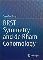 Brst Symmetry And De Rham Cohomology