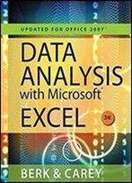 Data Analysis With Microsoft Excel (3rd Edition)