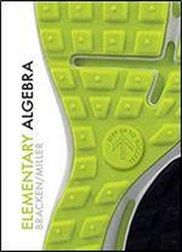 Elementary Algebra (explore Our New Mathematics 1st Editions)
