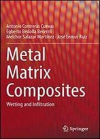 Metal Matrix Composites: Wetting And Infiltration