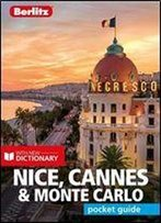 Berlitz Pocket Guide Nice, Cannes & Monte Carlo (Travel Guide With Dictionary) (Berlitz Pocket Guides)