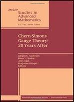 Chern-Simons Gauge Theory: 20 Years After: 20 Years After