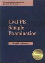 Civil Pe Sample Examination