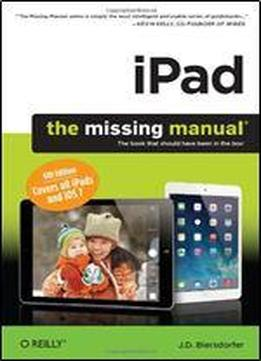 Ipad: The Missing Manual (the Missing Manuals)