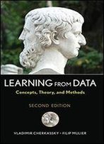 Learning From Data: Concepts, Theory, And Methods (wiley Ieee)
