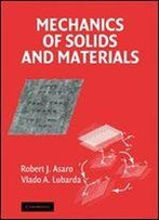 Mechanics Of Solids And Materials