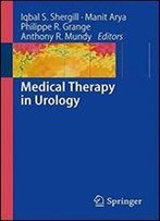 Medical Therapy In Urology