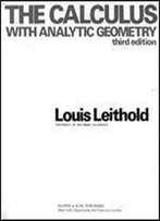 The Calculus, With Analytic Geometry