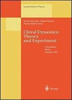 Chiral Dynamics: Theory And Experiment : Proceedings Of The Workshop Held In Mainz, Germany, 1-5 September 1997