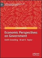 Economic Perspectives On Government