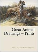 Great Animal Drawings And Prints