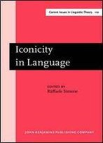 Iconicity In Language
