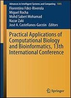 Practical Applications Of Computational Biology And Bioinformatics, 13th International Conference