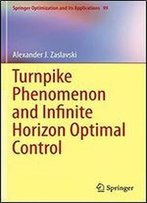 Turnpike Phenomenon And Infinite Horizon Optimal Control (Springer Optimization And Its Applications)