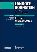 Z = 1-29. Excited Nuclear States (Landolt-Bornstein: Numerical Data And Functional Relationships In Science And Technology - New Series)